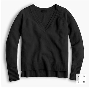 Super Soft V neck sweater from j crew!